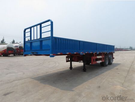 Fuel Tanker Trailer with Good Performance