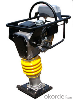 RM80-1 Robin or Honda Gasoline Engine Rammer Hammer, Stamping Hammer