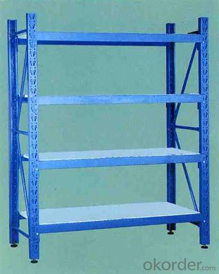 Medium Duty Racking Systems for Warehouses