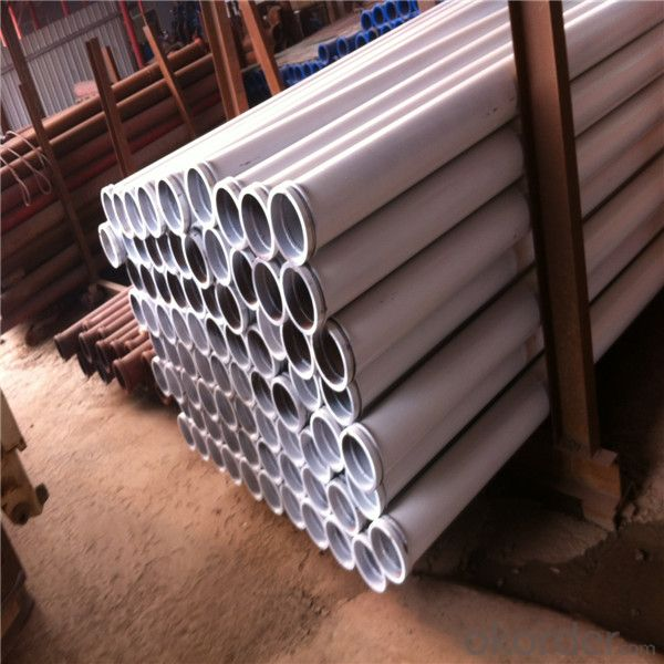 Concrete Pump Delivery Pipe DN125*4.5mm*3m