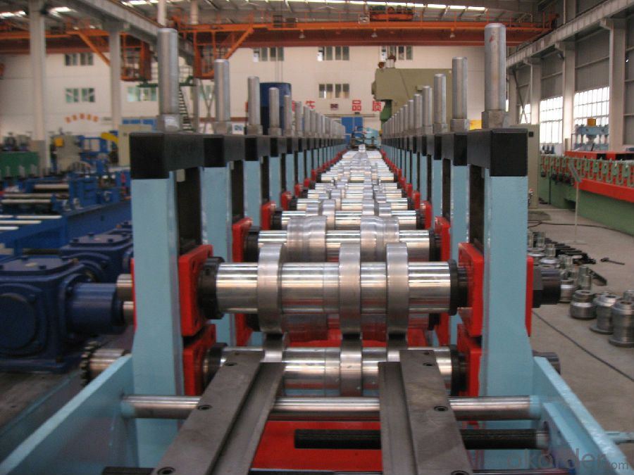 Medium Types' Cold Roll Forming Machines