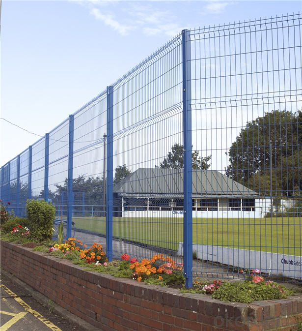 Residential  Land  Use  Wire  Mesh Fence