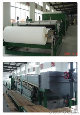 AGM Separator With SGS Test Used for Battery