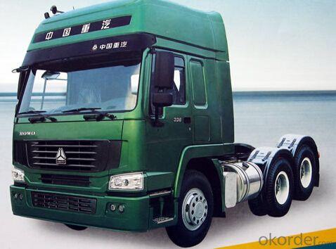Tractor Truck 35T SINOTRUK-JWZ 4x2(ZZ4181M3611C)