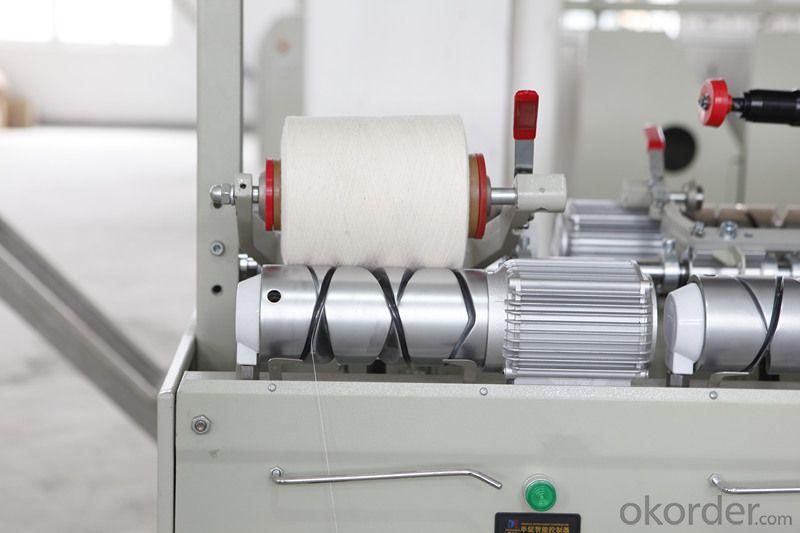 Automatic Cotton Yarn Drum Type Bobbin Winding Machine