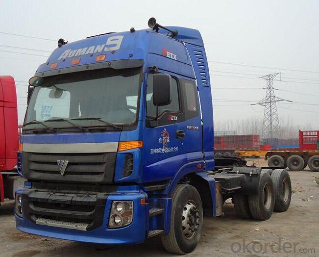 Tractor Truck 35T SINOTRUK-STE 4x2 (ZZ4186S3516C)