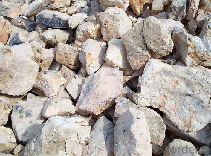Refractory Direct Use Bauxite Material of  CNBM in China