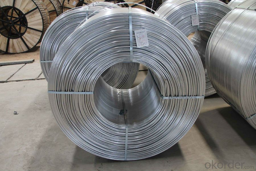 High-strength Aluminum Rod for Electrical Purchase