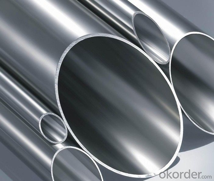 Bright Stainless Steel tube A316 of Good Quality from China