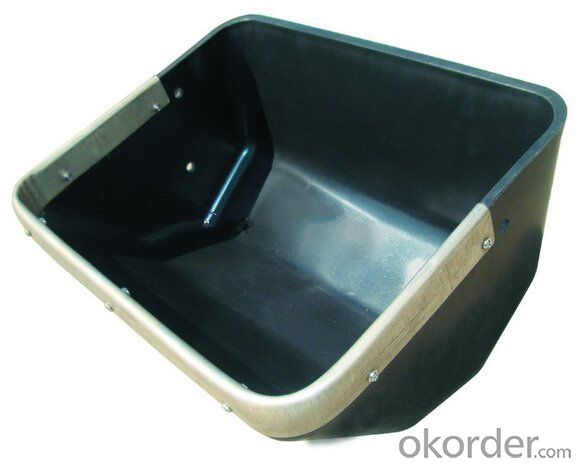 Agricultural Equipment Plastic Feeding Trough(440*370*230mm)