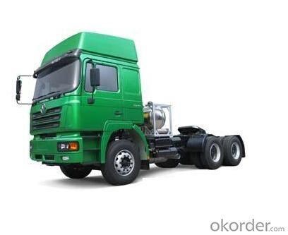 Tractor Truck 35T SINOTRUK HAOHAN 4x2 (ZZ4185M3516C)