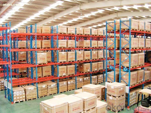 Heavy Duty Pallet Rack for Warehouse Storage