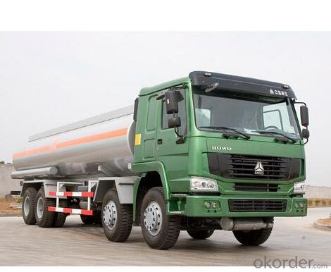 Tanker Truck with 6x4 HOWO 20000 Liter Fuel