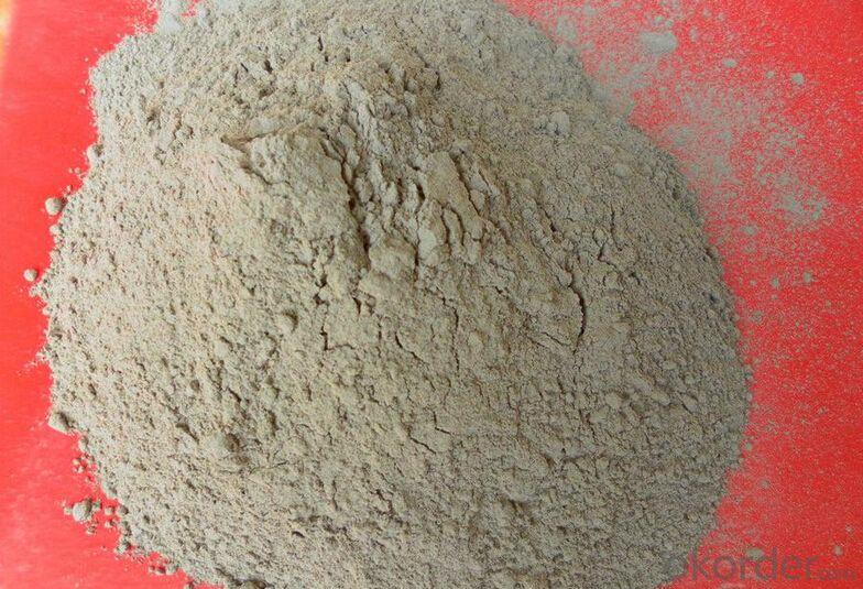 Best Sale Cement Refractory  Popular in Steel Plant