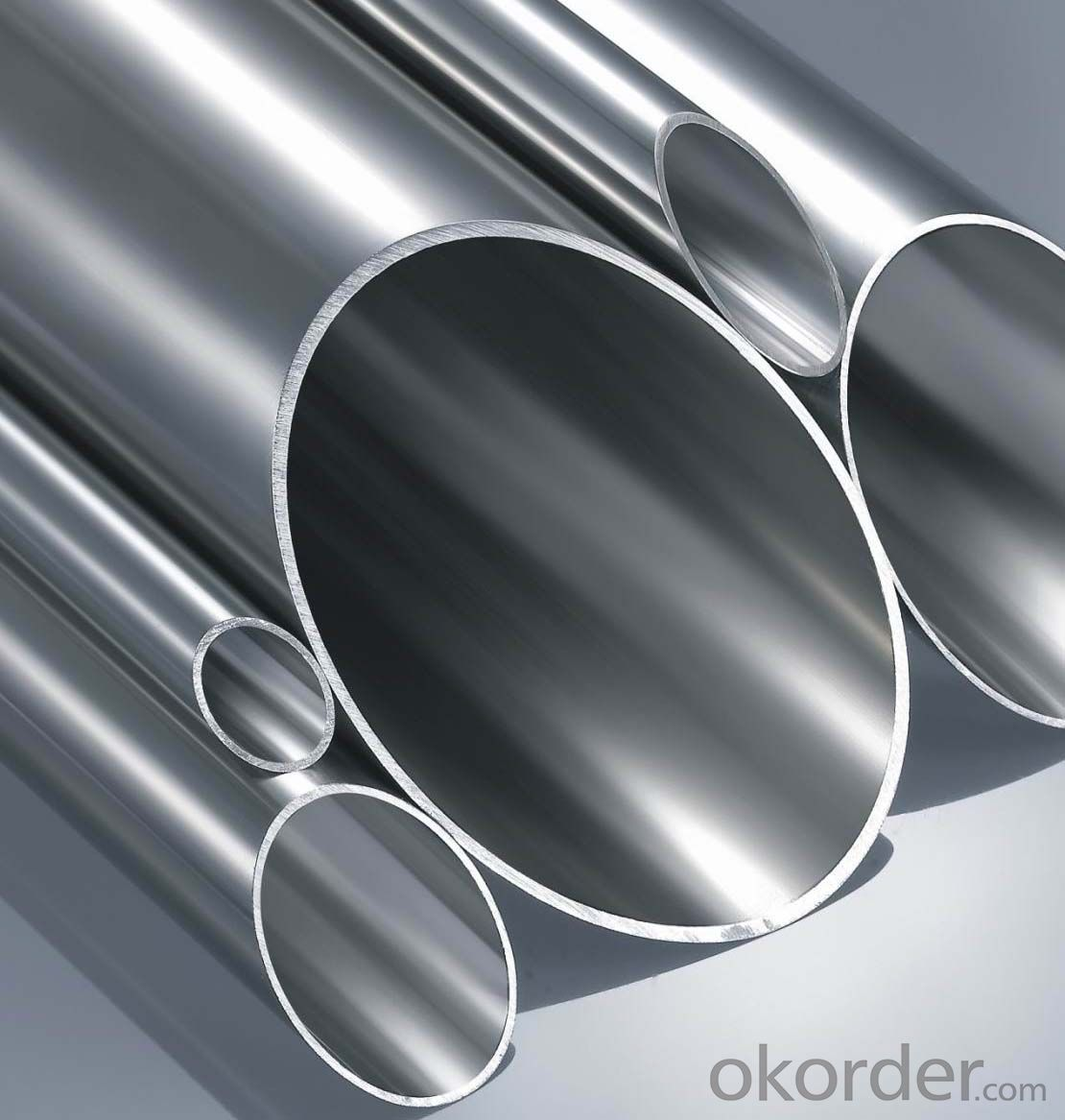 Bright Annealed Stainless Round Steel Pipe