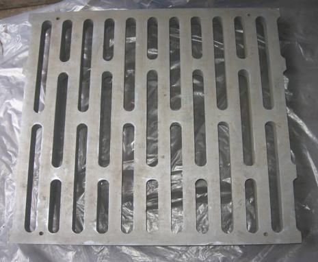 Gratings Factory Direct Sale Hot Dip Galvanized Steel