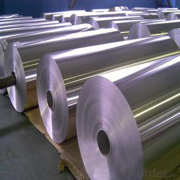 Aluminum Coil  Jumbo Roll Mill Finished Coil