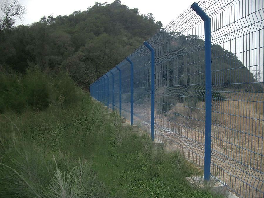 Boundrary Use High Security  Wire Mesh  Fence