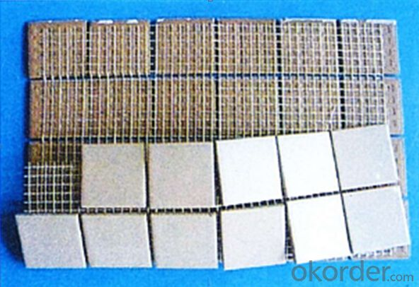 Glass Fiber Mesh, 10mm*10mm for Mosic and Marble