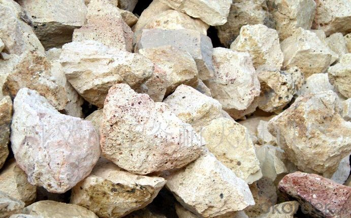 Bauxite Mineral Used for Aluminum Making Originated in China