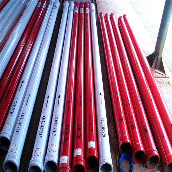 Concrete Delivery Pipe for Zoomlion Concrete Pump