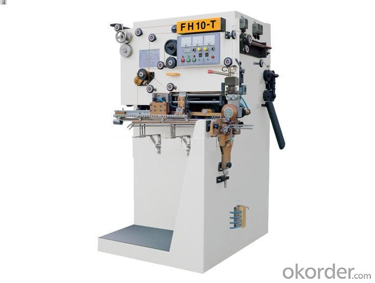 Automatic Feeding Seam Welder for Metal Packaging