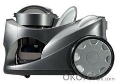 Bagless Cyclonic Vacuum Cleaner Industrial Car Robot Vacuum Cleaner