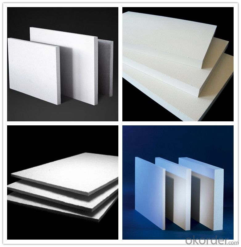Micropore Calcium Silicate Insulation Board for Inflaming Retarding