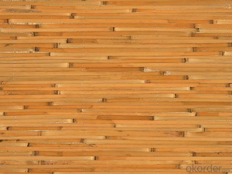 White Natural Bamboo Screen Bamboo Curtain