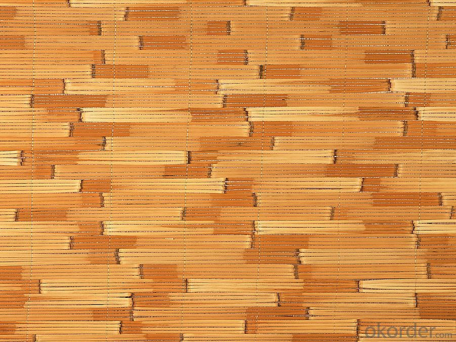 Natural Bamboo Wall Decorating Fence Screen