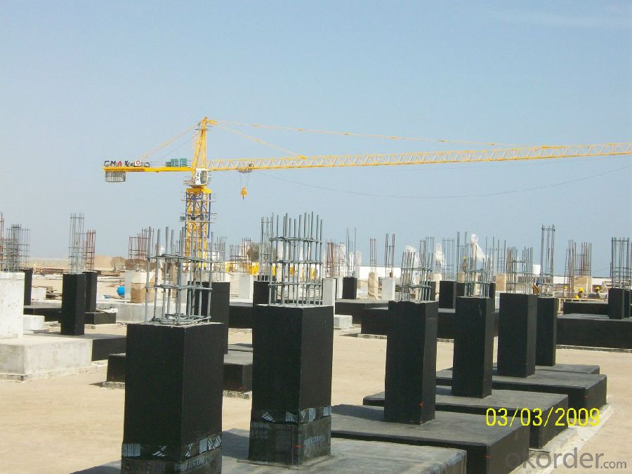 Tower Crane CMAX CE,ISO certificated