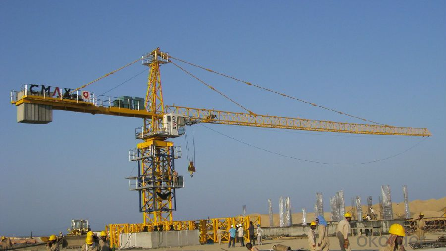 Tower Crane Manufacturer CNBM High Quality