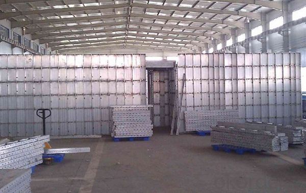Aluminum Shoring System for Buildings with High-quality