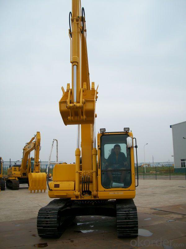 CNHTC SINOTRUK HIDOW HW130-8 0.53m3 Hydraulic Excavator (china manufacturer)