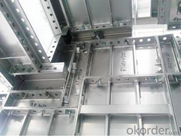 Aluminum Shoring System for High Rise Buildings