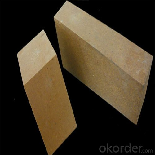 Fireclay Brick 1250-1450 ℃ for Hot Blast Furnace