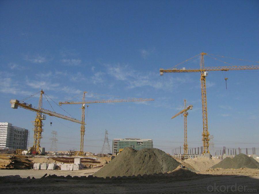 Building Tower Crane CNBM CE Certification