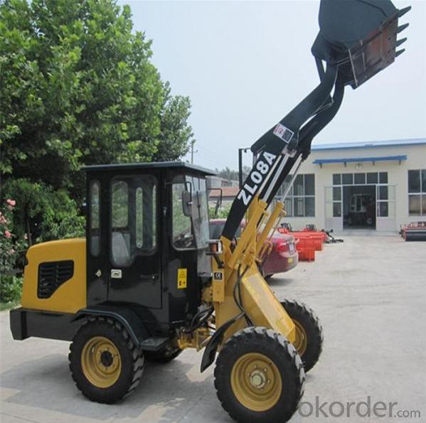 Wheel Loader China Machinery
