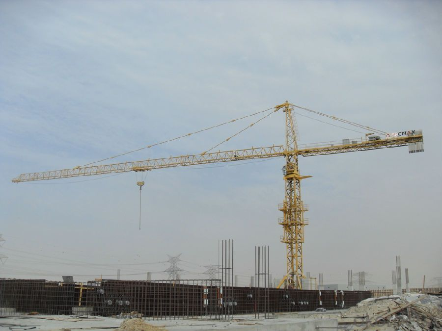Tower Crane/60m 6018  High Maintenability Low Price-value Ratio