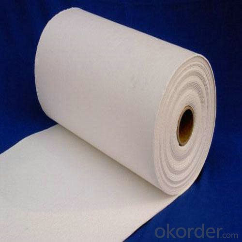 Ceramic fiber blanket, 2300°F, 12.5'x24 for Insulation Lining