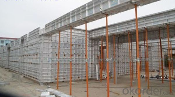 Aluminum Shoring Formwork System for Commercial Construction with Best Offer