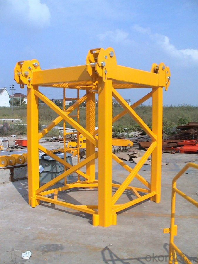 Tower Crane Competitive Price and Excellent Quality QTZ40 4 Tons