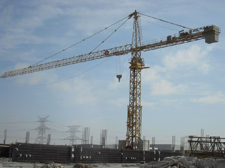 Tower Crane Well-looking Appearance Excellent Quality