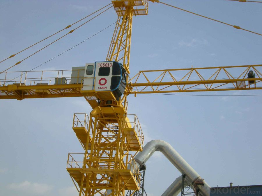 Tower Crane CNBM  CE Certification Top Quality