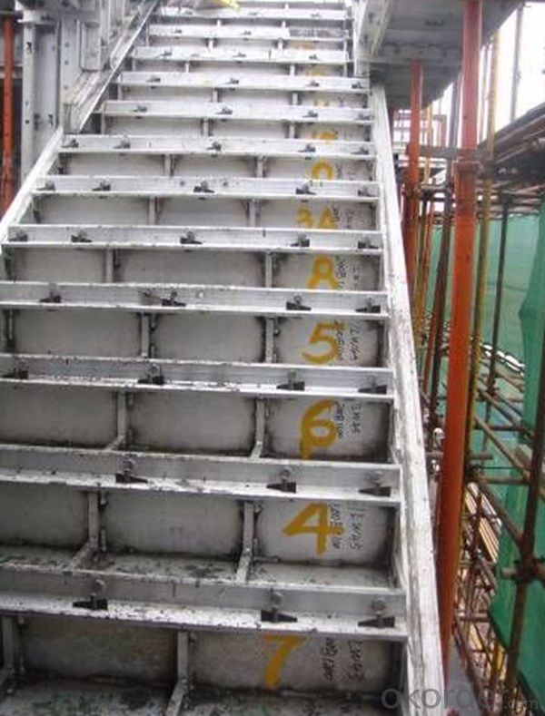80 KN Aluminum Shoring System for Engineering Construction