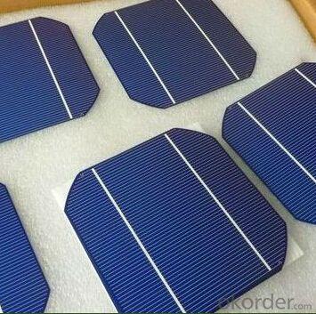 Monocrystalline Solar Cells High Quality17.2-18.8