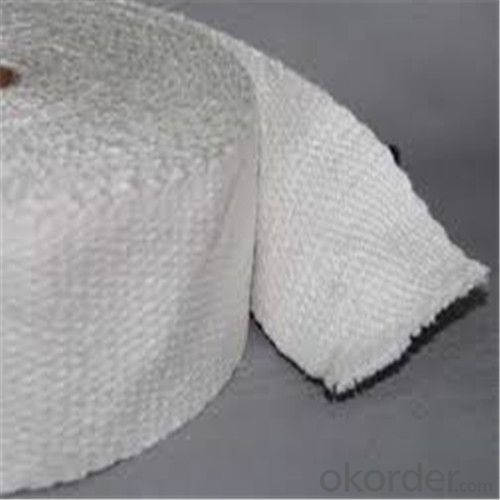 Ceramic Fiber Cloth Fireproof Wrap for Expansion Joint Fabric