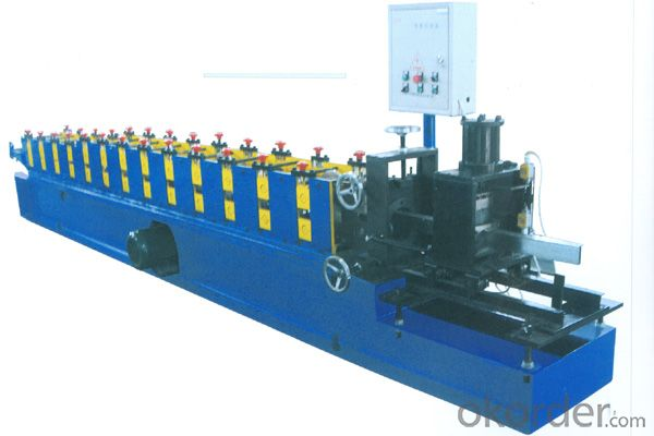 Light Type Cold Roll Forming Production Line