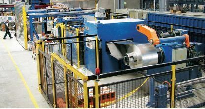 Thin Sheet Transverse Shear Production Line