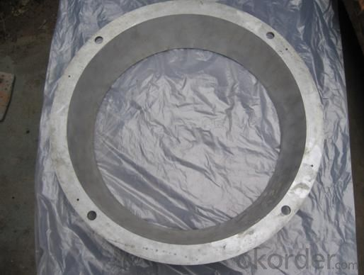 Manhole Cover Ductile Iron EN124 D400 Made In China